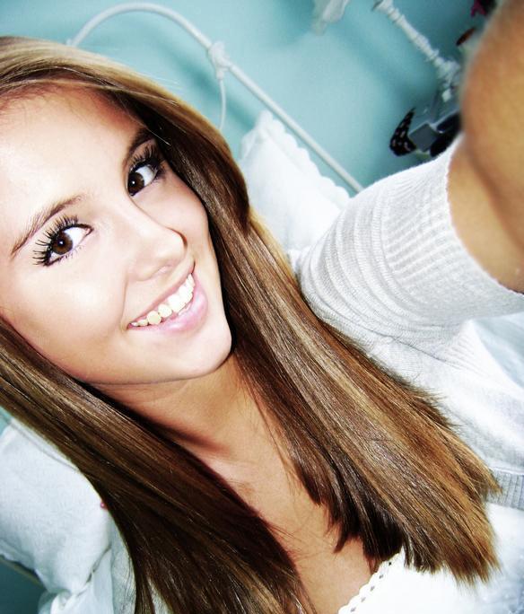 cute perfect teen