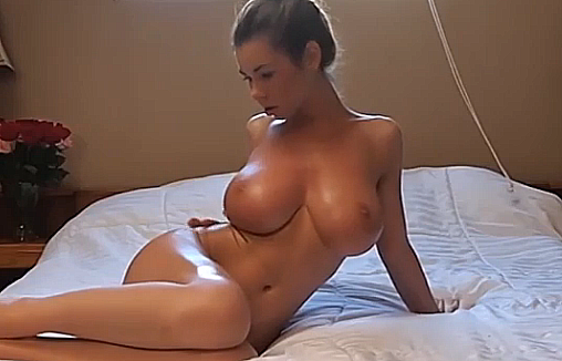 Natural Huge Teen Tits